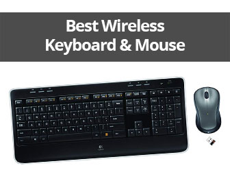 best wireless keyboard and mouse in 2018 reviews buying guide. Black Bedroom Furniture Sets. Home Design Ideas